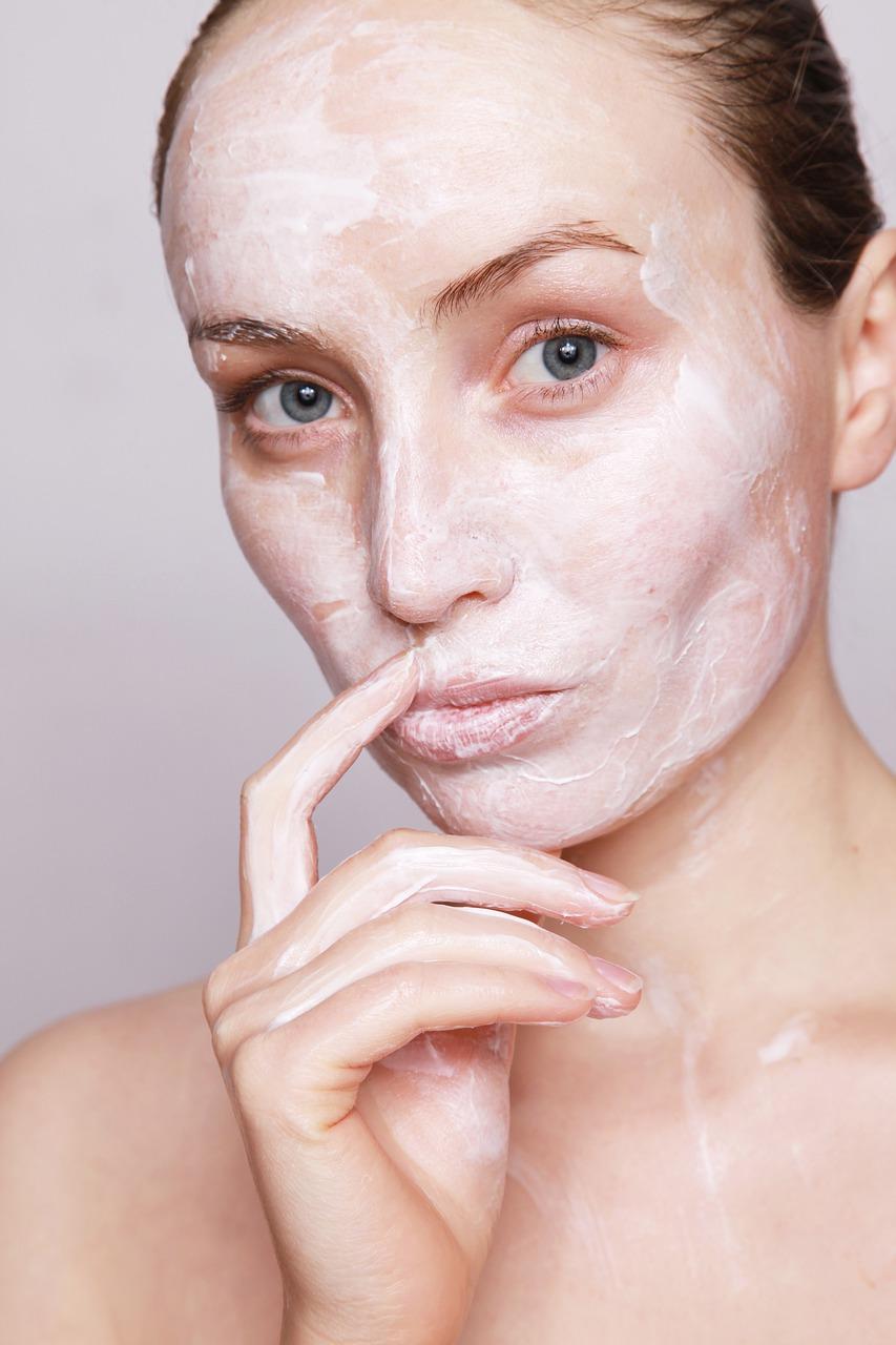 woman cream beauty 4630131