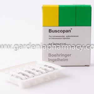 BUSCOPAN 6 AMP