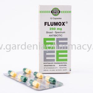 FLUMOX 250MG CAP