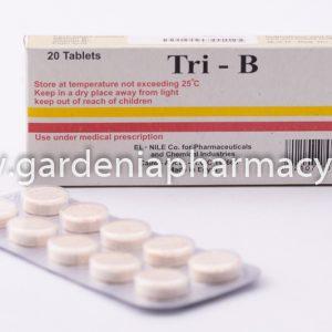 TRI-B TAB