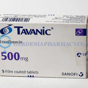TAVANIC 500MG TAB