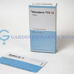 NITRODERM TTS 10MG PATCHES