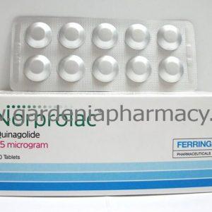 نوربرولاك 75 ميكروجرام 10أٌقراص
