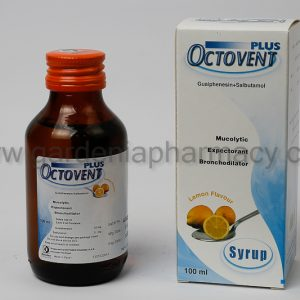 OCTOVENT PLUS SYRUP