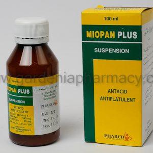 MIOPAN PLUS Suspension