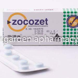 زوكوزيت10مجم/20مجم أقراص