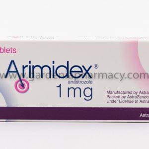 ARIMIDEX 1 MG 28 TAB