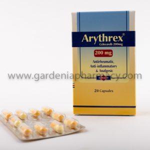 ARYTHREX 200MG20 CAP