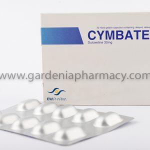 CYMBATEX 30MG 30 CAP