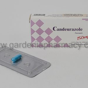 CANDEURAZOLE 150MG 2 CAP