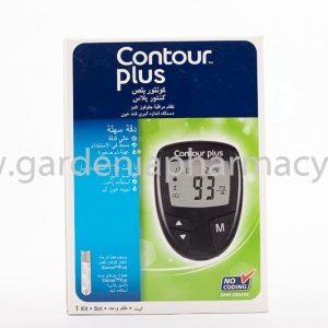 كونتور بلس جهاز قياس السكر