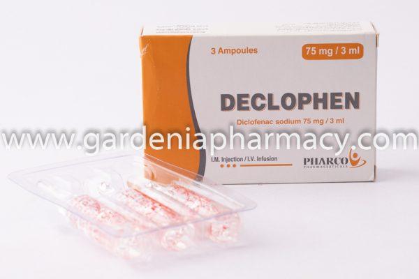 DECLOPHEN 3AMP
