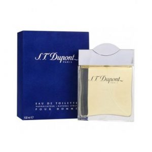 S.T. DUPONT EDT F/M BLUE 100ML