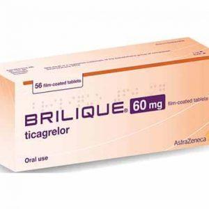 BRILIQUE 60MG 56TAB