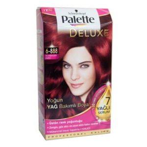 PALETTE DELUXE احمر متوهج 6-888