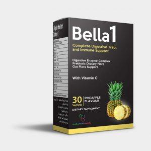 BELLA 1 PINEAPPLE 30 SACHETS