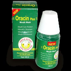 ORACIN MOUTHWASH 240 ML