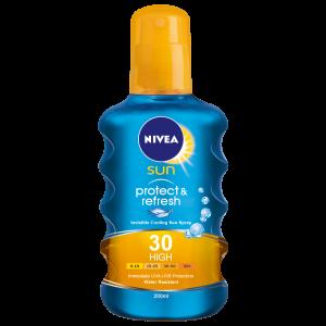 NIVEA SUN PROTECT REFRESH SPRAY 30 200ML