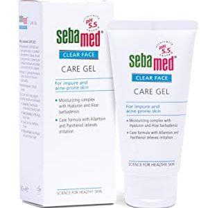 SEBA MED CLEAR FACE CARE GEL 50ML