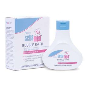 SEBA MED BABY BUBBLE BATH 200ML