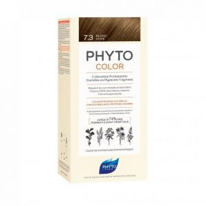 PHYTO COLOR 7.3 GOLDEN BLOND