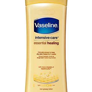 VASELINE ESSENTIAL HEALING LOTION 400ML
