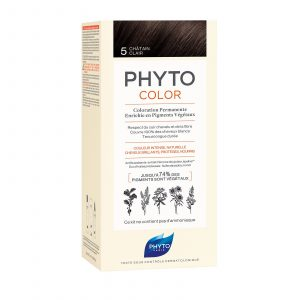 PHYTO COLOR 5 LIGHT BROWN