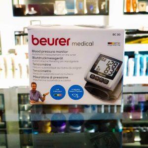 Beurer wrist blood pressure monitor