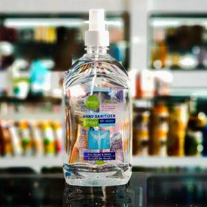 Easy Care Alcohol Spray