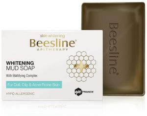 BEESLINE WHITENING MUD SOAP 85 G