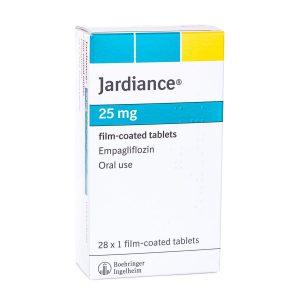 Jardiance 25 mg Diabetes Mellitus