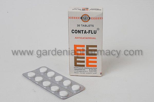 CONTA FLU TAB