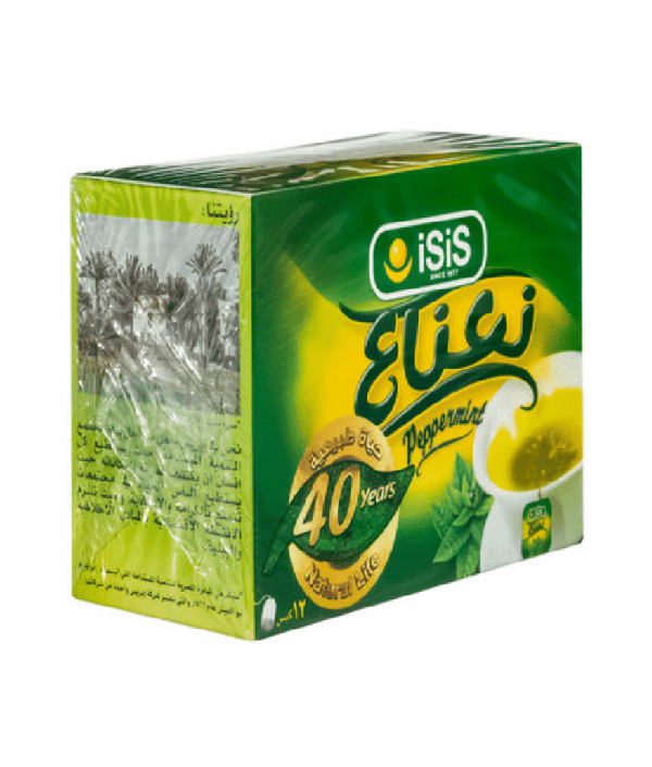 ISIS PEPPERMINT 12BAGS