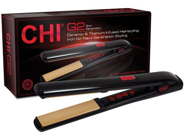 CHI G2 Ceramic and Titanium Hair Styling Iron