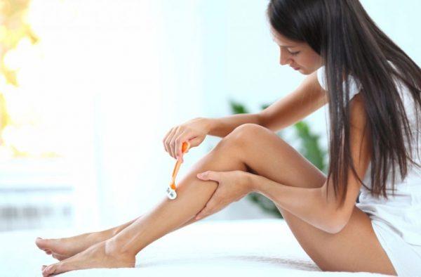 shaving for women